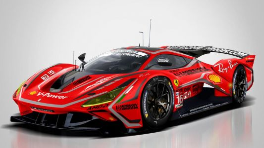 Ferrari Announce They Will Be Entering The Le Mans Hypercar Class in 2023