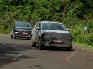 Jeep Compass Facelift Could Debut Next Month India Launch Expected In 2021