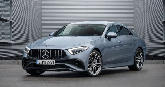 The Mercedes-AMG CLS 53 Has A New Look And Drift Mode