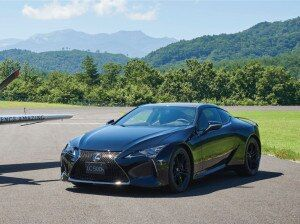 Lexus LC500h Limited Edition Launched At Rs 215 Crore