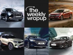 Top 5 Car News Of The Week 2020 Hyundai Verna Prices Revealed Creta 7-seater spied Honda Civic and CR-V Diesel discontinued Kia Sonet BS6 Jazz Teased and More