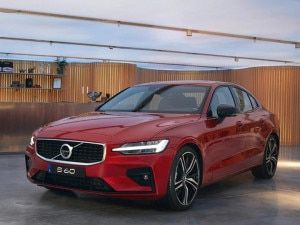 New Volvo S60 Unveiled In India BMW 3 Series Mercedes-Benz C-Class Rival To Launch In March 2021