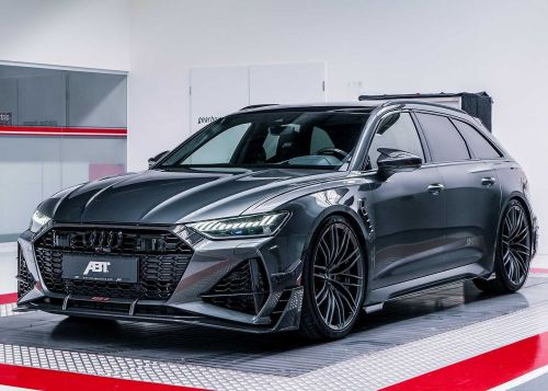 ABT Reveal Angry 730 HP Audi RS6-R Avant