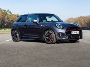 Rs 46 Lakh-Worth Mini John Cooper Works GP Inspired Edition Pays Homage To Its Racing Heritage