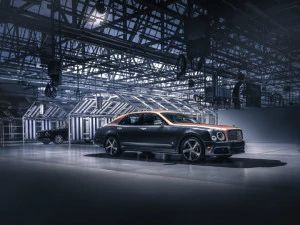 Farewell Bentley Mulsanne And Your Glorious 675-Litre V8