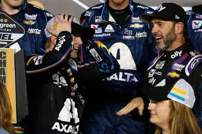 Hendrick Motorsports driver quotes for Talladega