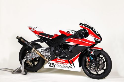 All Japan Superbike - Honda CBR 1000 RR-R Fireblade Team Honda Suzuka Racing 2020