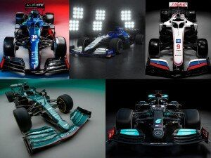 Motorsport Roundup More F1 2021 Car Launches MotoGP F2 Pre-season Testing Begins And More