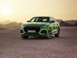 Audi RS Q8 Bookings Open Ahead Of India Launch