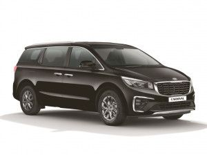 Kia Carnival Racks Up 1410 Bookings On First Day Launch At Auto Expo 2020