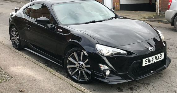 £9k Bargain Basement, TRD Or Facelift: Which Used Toyota GT86 Would You Pick?