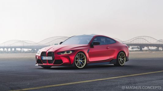 BMW M4 CSL Rumoured To Arrive Mid-2022 Packing 540 HP