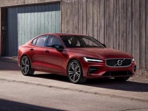 Third-Generation Volvo S60 Set To Be Unveiled On November 27 Launch In Q1 2021