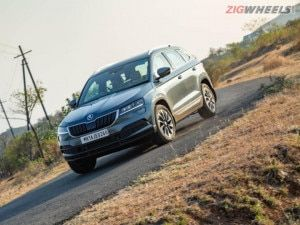 Skoda Karoq Road Trip Feature Review