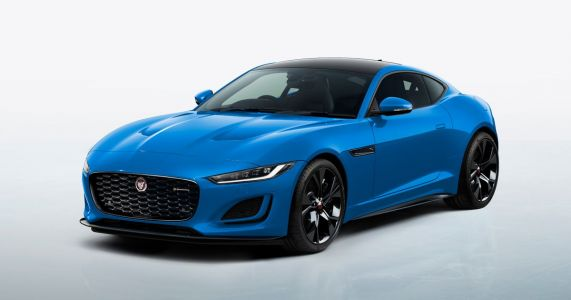 The Jaguar F-Type Reims Edition Is A Handsome Way To Cash In On Blue Monday
