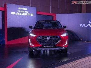 New Nissan Magnite Exterior Explored In Detailed Images