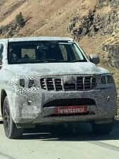Next-gen Mahindra Scorpio NSting Spotted Testing More Details Revealed