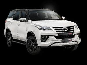 Toyota Fortuner TRD Edition Launched In India At Rs 3498 Lakh