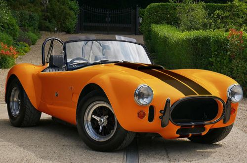 AC Cobra Ditches V8 For 617 HP Of Electrical Power
