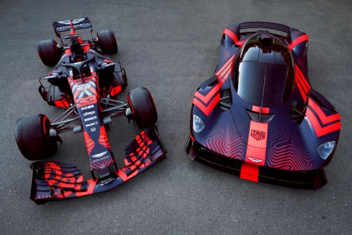 Track Only Aston Martin Valkyrie Variant May Be Faster Than F1 Car