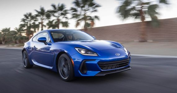 A Turbocharger Would Have Compromised The 2022 BRZ, Subaru Says