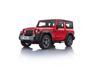 Mahindra Thar 2020 Crosses 9000 Bookings Deliveries To Begin On November 1