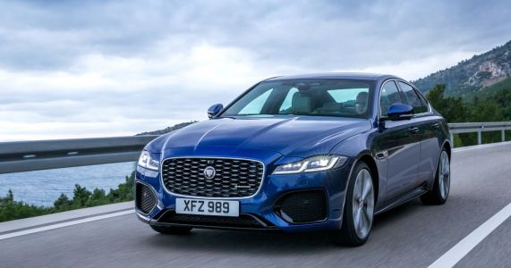Jaguar's Facelifted XF And Updated XE Get Hybrid Powertrains But No Inline-Sixes
