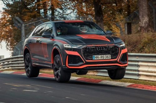 Audi RS Q8 Officially Fastest SUV Around The Nürburgring