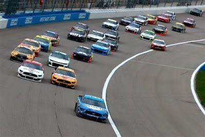 Odds to win 2019 Hollywood Casino 400 at Kansas