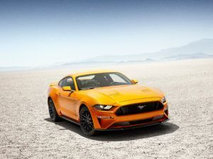 Ford Mustang Facelift Slated For India Launch By Mid-2020