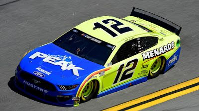 It may be time for Blaney to win at Bristol