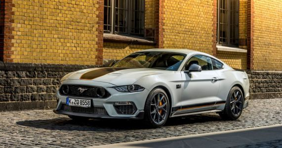 The Ford Mustang Mach 1 Is Officially Coming To Europe