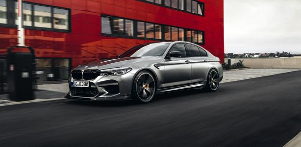 AC Schnitzer BMW M5 Competition Hits 300 km/h In 28 Seconds