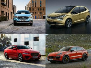 All The Car Launches And Reveals In December 2019