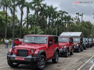 New Mahindra Thar Booked All The Way Till May 2021 Production Ramped Up