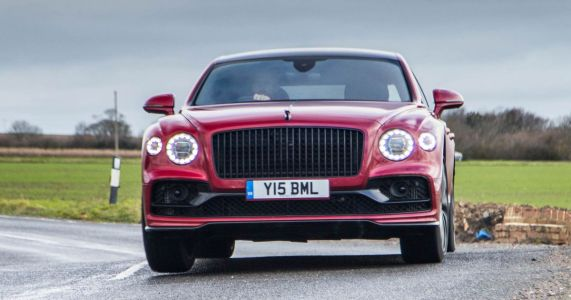 Bentley Flying Spur V8 Review: A Replacement For Displacement?