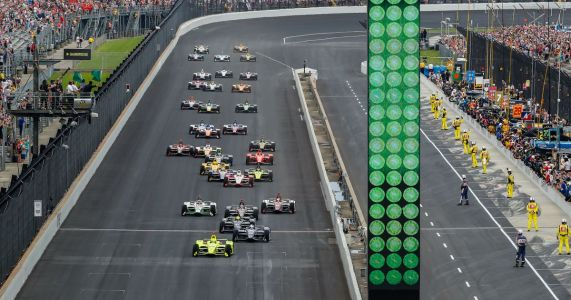 The Indy 500 Has Been Pushed Back To August