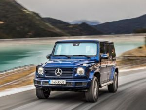 Mercedes-Benz G-Class Diesel Launch Tomorrow All You Need To Know