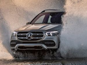2020 Mercedes-Benz GLE India Launch On January 28 Will Rival BMW X5 And Audi Q7