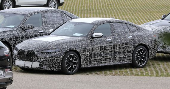 The BMW 4-Series Gran Coupe's Main Styling Problem Won't Be THAT Grille