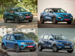 June 2021 Car Offers Discounts On The Renault Kiger Triber Duster And Kwid