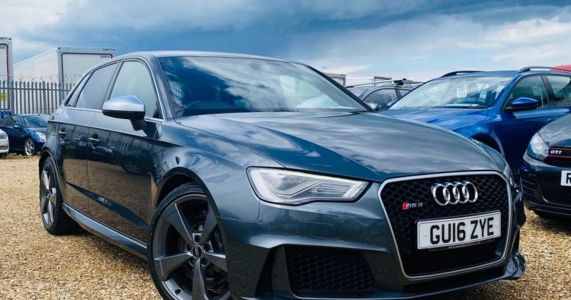 Is This Audi RS3 Good Value At Half The Price Of A New One?
