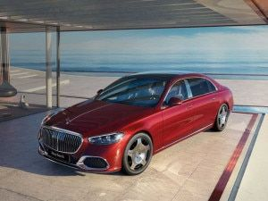 New Mercedes-Maybach S-Class Gets A Six-Cylinder Engine In China