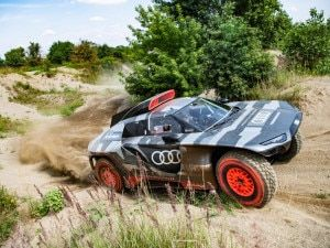 Heres How The Audi RS Q e-tron Plans To Take On The Dakar 2022 Rally