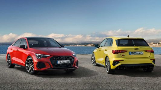 Audi S3 Sportback and Sedan Pricing for South Africa