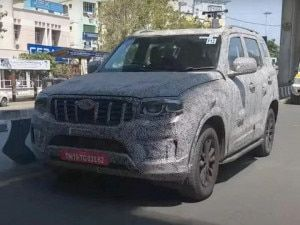 2022 Mahindra Scorpio To Get New And Premium Features