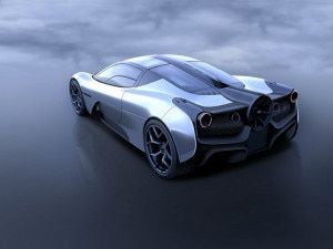 Gordan Murray T50 Super Car Details Revealed Only 100 Units To Be Made