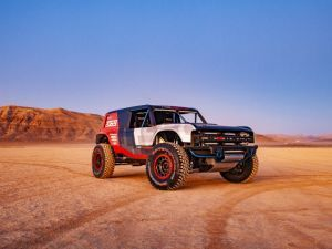 Ford Hints At 2020 Bronco Design With The Bronco R Race Prototype