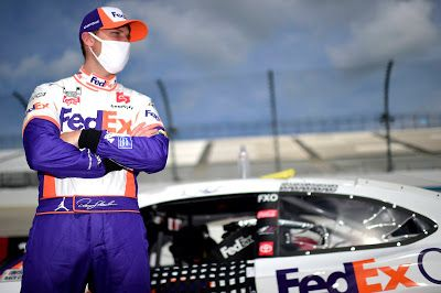 Denny Hamlin is 9/2 to win 2021 Drydene 400 at Dover