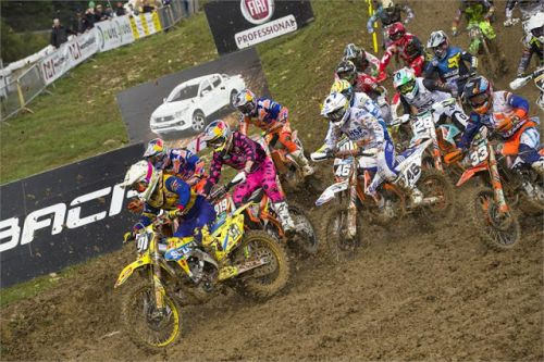 SUZUKI WELL REPRESENTED AT MOTOCROSS OF NATIONS